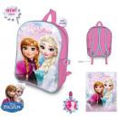 Hátizsák táska Disney Frozen, Jégvarázs 30 cm
