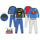 ingrosso Prodotti con Licenza (Licensing): Kid's Long pigiama Justice League