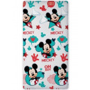 Fitted sheet  Disney Mickey 90 x 200 cm