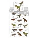 Pościel dla dzieci Dinozaur 100×135cm