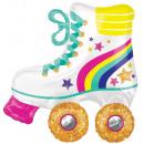 Roller skate, Roller skates Foil balloons 76 cm