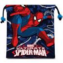 Gymnastics Bag Spiderman, Spiderman 22 cm