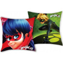 Miraculous Ladybug cushion, cushion 40 * 40 cm