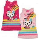 wholesale Fashion & Mode: Children's  summer dress Hello Kitty 92-134