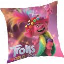 Trolls pillow, decorative pillow 40 * 40 cm