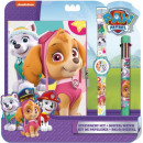 Diary + 6 + colored pens watch Paw Patrol