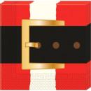 nagyker Ajándékok és papíráruk: Santa Claus, Télapó szalvéta 20 db-os