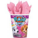 wholesale Party Items: Paw Patrol , Paw Patrol paper cup 8 pcs