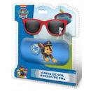Sunglasses + Case Paw Patrol , Paw Patrol