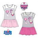 Peppa pig kid in summer dress 3-6 years