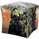LEGO Ninjago Foil Ballpoint Cube 38 cm