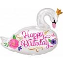 Happy Birthday Balony foliowe 73 cm