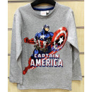 Großhandel Fashion & Accessoires: Avengers Kids Langarm T-Shirt 2-7 Jahre