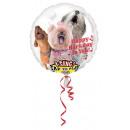 Dog, The Dog Music Foil Balloons 71 cm
