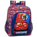 Disney Verdák School bag, bag 38 cm