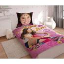 Bedsheets Disney  Soy Luna 140 × 200cm, 70 × 80 cm