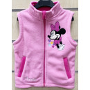 DisneyMinnie baby vest 6-23 snow