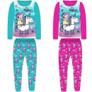 Peppa pig kid is long pyjamas 92-116 cm