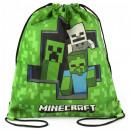 Minecraft worek sportowy worek gimnastyczny 37 cm