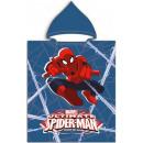 Spiderman , Spider poncho telo mare 50 * 115