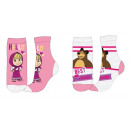 Kid's socks Masha and the Bear 23-34