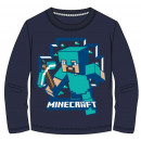 Minecraft kids long sleeve t-shirt, top 6-12 years