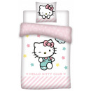 Hello Kitty Bedding covers 140 × 200 cm, 70 × 90 c
