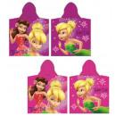 Disney Trilli, Fairies asciugamano poncho 60 * 120