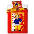 Großhandel Bettwäsche & Matratzen: Fireman Sam, Sam  das Feuer  Bettwäsche 140 × ...