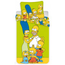 Bed linen The Simpsons , The Simpson Family is 140