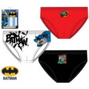 Children underwear, bottom, Batman 3 pieces / pack