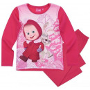 Bambini lunga pigiama Masha e gli anni Orso 2-8