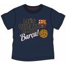 Kinder T-shirt, Top FCB, FC Barcelona 10-16 jaar