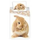 Bunny , Bunny bedding 140 × 200cm, 70 × 90 cm