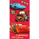 Disney Cars bath towel, beach towel 70 * 140cm