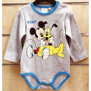 Baby body, overalls DisneyMickey 1-23 months
