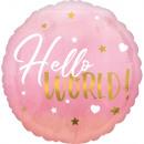 Balony foliowe Baby Girl 43 cm