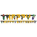 LEGO Batman Happy Birthday napisami 168 cm