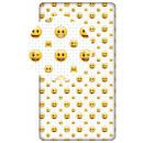 Fitted Sheet Emoji 90 * 200 cm