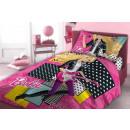 Biancheria da letto Barbie 160 × 200 cm, 70 × 80 c