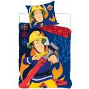 Fireman Sam , Sam's Fire Bedding Cover 140 × 2