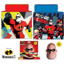 Kids Scarves, Incredibles, The Incredible Family