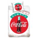 Coca-Cola bed linen 140 × 200 cm, 70 × 90 cm