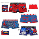 Spiderman , Spiderman kid boxer shorts