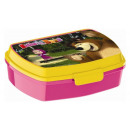 Masha and the Bear sandwich box