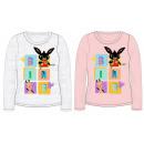 T-shirt a maniche lunghe per bambini Bing 2-6 anni
