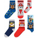 Paw Patrol Kid's Socks 23-34
