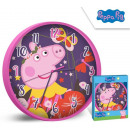 wholesale Others: Peppa pig Wall clock 25 cm