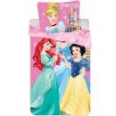Disney Hercegnők Gyerek ágyneműhuzat 90×140cm