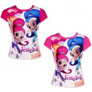 Kids T-Shirt, Top Shimmer and Shine 3-8 years